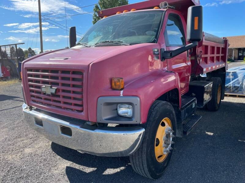 2006 Chevrolet C7500 for sale at DirtWorx Equipment - Trucks in Woodland WA