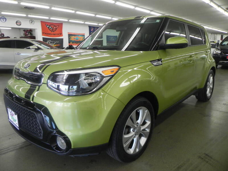 2016 Kia Soul for sale at Car Now in Mount Zion IL