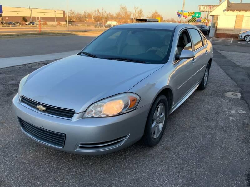 2011 Chevrolet Impala for sale at Ital Auto in Oklahoma City OK