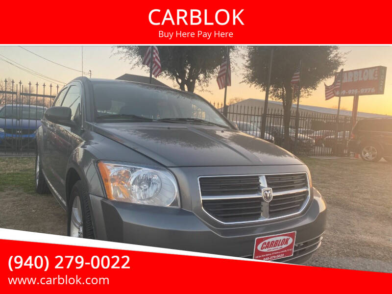 2011 Dodge Caliber for sale at CARBLOK in Lewisville TX