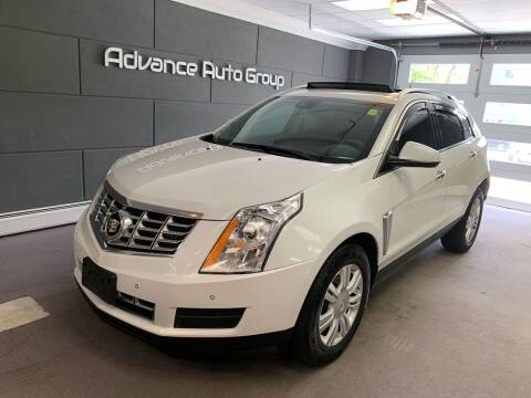 2013 Cadillac SRX for sale at Advance Auto Group, LLC in Chichester NH