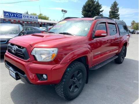 2013 Toyota Tacoma for sale at AutoDeals in Hayward CA