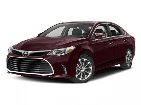2018 Toyota Avalon for sale at Stephen Wade Pre-Owned Supercenter in Saint George UT