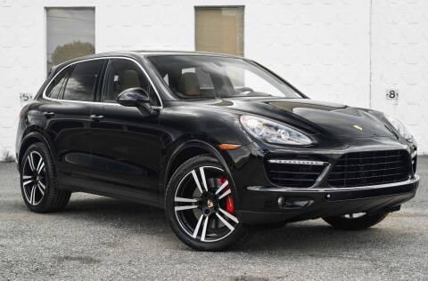 2014 Porsche Cayenne for sale at Vantage Auto Wholesale in Moonachie NJ