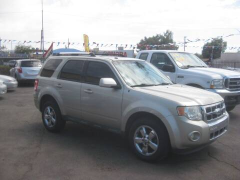 2010 Ford Escape for sale at Town and Country Motors - 1702 East Van Buren Street in Phoenix AZ