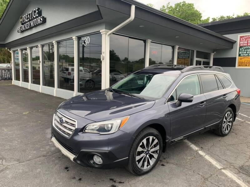2015 Subaru Outback for sale at Prestige Pre - Owned Motors in New Windsor NY