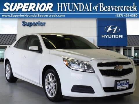 2013 Chevrolet Malibu for sale at Superior Hyundai of Beaver Creek in Beavercreek OH