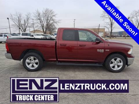 2019 RAM Ram Pickup 1500 Classic for sale at LENZ TRUCK CENTER in Fond Du Lac WI