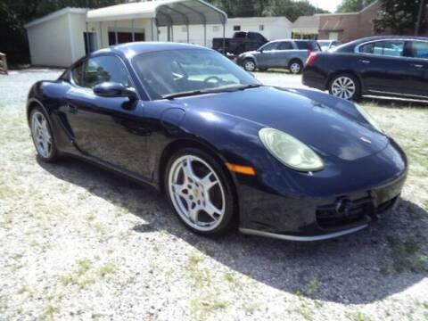 2006 Porsche Cayman for sale at PICAYUNE AUTO SALES in Picayune MS