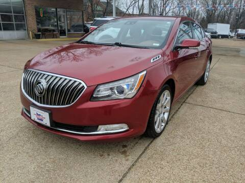 2014 Buick LaCrosse for sale at County Seat Motors East in Union MO