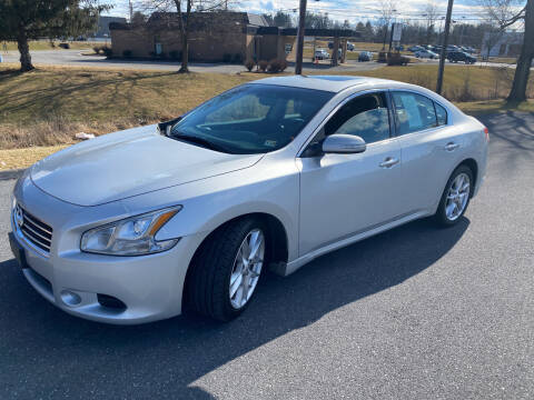 2011 Nissan Maxima for sale at Augusta Auto Sales in Waynesboro VA