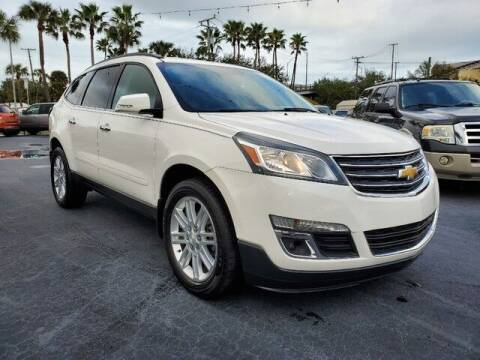 2014 Chevrolet Traverse for sale at Select Autos Inc in Fort Pierce FL