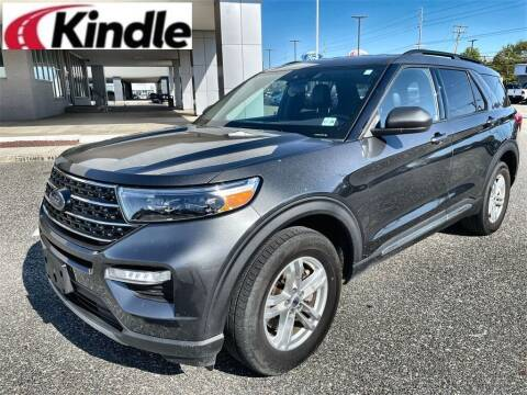 2020 Ford Explorer for sale at Kindle Auto Plaza in Middle Township NJ