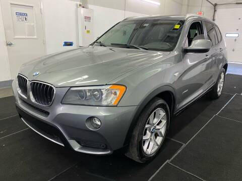 2013 BMW X3 for sale at TOWNE AUTO BROKERS in Virginia Beach VA