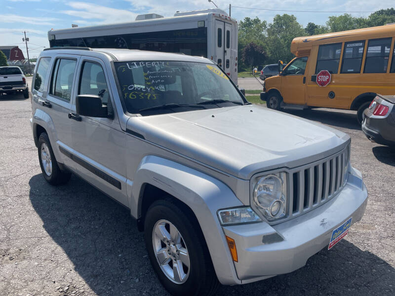 2011 Jeep Liberty for sale at Peter Kay Auto Sales in Alden NY