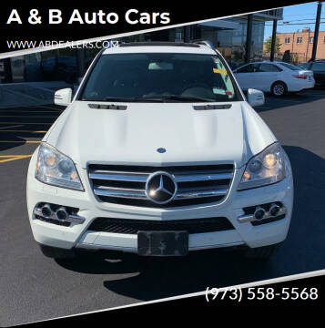 2011 Mercedes-Benz GL-Class for sale at A & B Auto Cars in Newark NJ