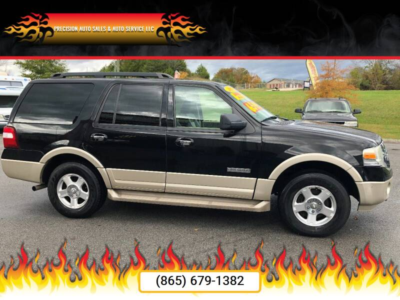 2007 Ford Expedition for sale at Precision Auto Sales & Auto Service LLC in Sevierville TN