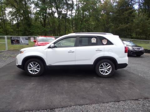 2014 Kia Sorento for sale at RJ McGlynn Auto Exchange in West Nanticoke PA