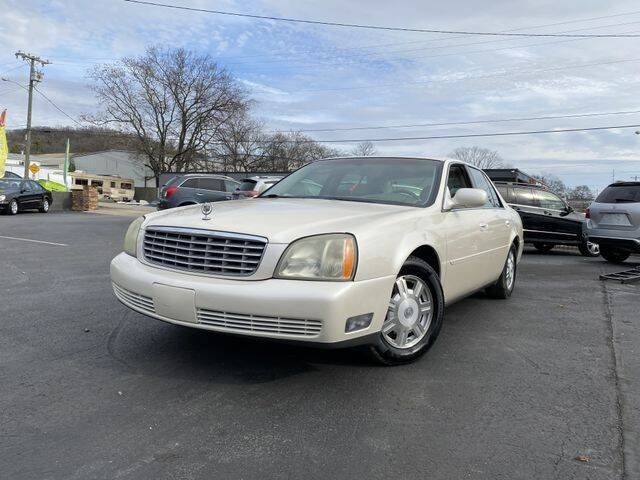 2003 Cadillac DeVille for sale at Auto Credit Group in Nashville TN