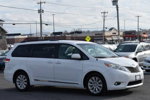 2013 Toyota Sienna for sale at Broadway Garage of Columbia County Inc. in Hudson NY