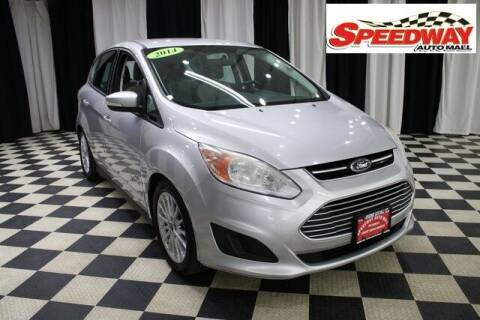 2014 Ford C-MAX Hybrid for sale at SPEEDWAY AUTO MALL INC in Machesney Park IL