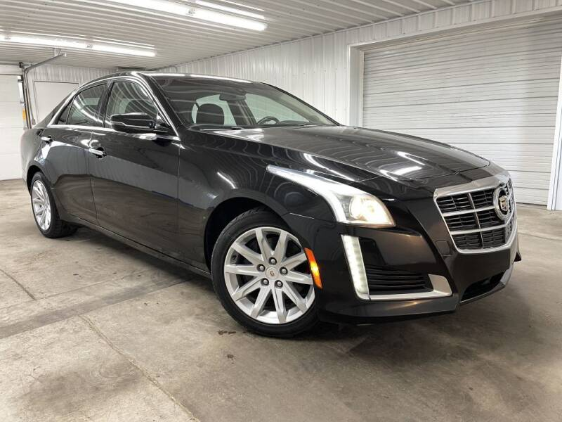 2014 Cadillac CTS for sale at Hi-Way Auto Sales in Pease MN