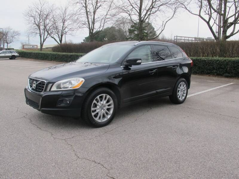2010 Volvo XC60 for sale at Best Import Auto Sales Inc. in Raleigh NC