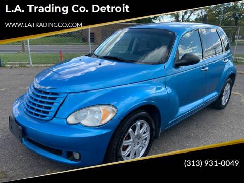 2008 Chrysler PT Cruiser for sale at L.A. Trading Co. Woodhaven - L.A. Trading Co. Detroit in Detroit MI