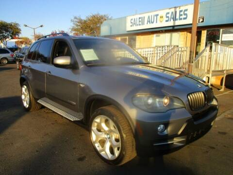 2010 BMW X5 for sale at Salem Auto Sales in Sacramento CA