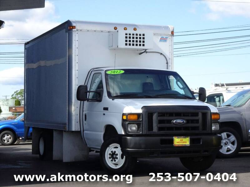 2012 Ford E-Series Chassis for sale in Tacoma, WA