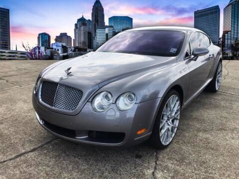 2005 Bentley Continental for sale at Griffin Mitsubishi in Monroe NC