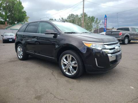 2015 Ford Edge for sale at Universal Auto Sales in Salem OR
