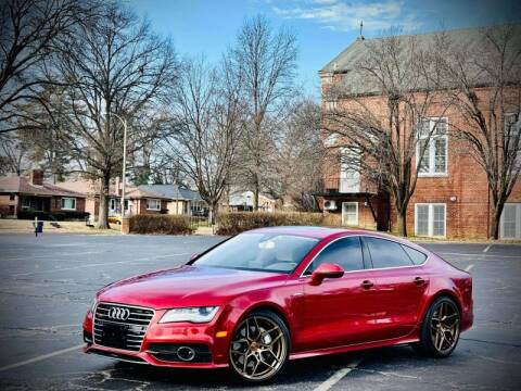 2012 Audi A7 for sale at ARCH AUTO SALES in St. Louis MO