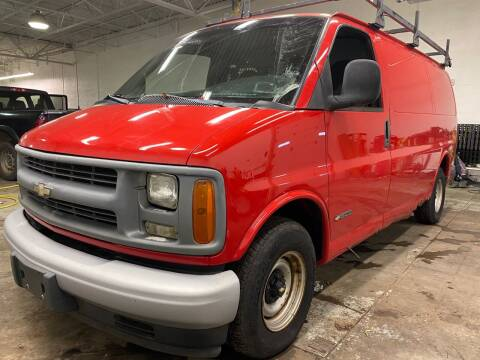 2002 Chevrolet Express Cargo for sale at Paley Auto Group in Columbus OH