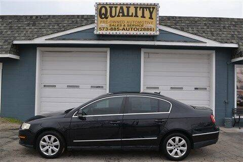 2006 Volkswagen Passat for sale at Quality Pre-Owned Automotive in Cuba MO