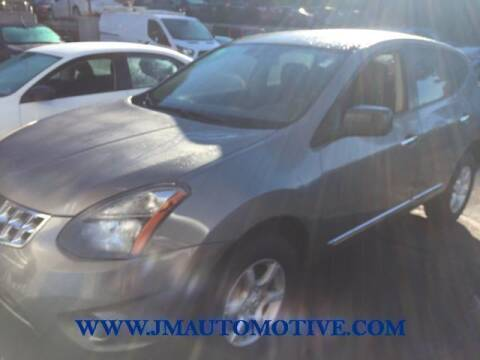 2014 Nissan Rogue Select for sale at J & M Automotive in Naugatuck CT