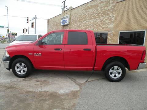 2018 RAM Ram Pickup 1500 for sale at Kingdom Auto Centers in Litchfield IL