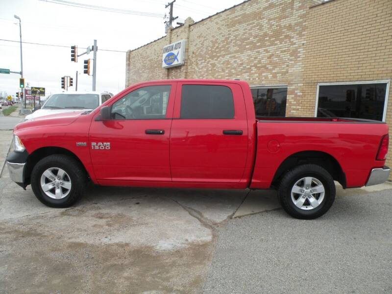 2018 RAM Ram Pickup 1500 for sale at Kingdom Auto Centers in Litchfield IL