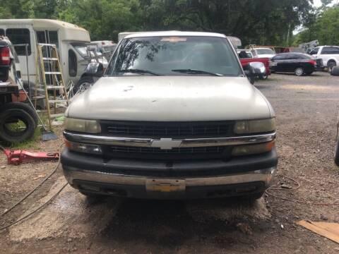 1999 Chevrolet Silverado 1500 for sale at Windsor Auto Sales in Charleston SC