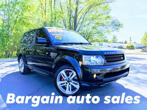 2013 Land Rover Range Rover Sport for sale at Bargain Auto Sales LLC in Garden City ID
