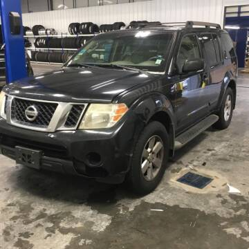 2008 Nissan Pathfinder for sale at CARZ4YOU.com in Robertsdale AL