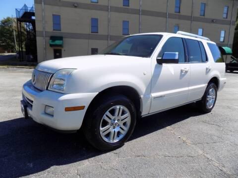 2007 Mercury Mountaineer for sale at S.S. Motors LLC in Dallas GA
