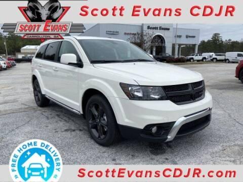 2019 Dodge Journey for sale at SCOTT EVANS CHRYSLER DODGE in Carrollton GA