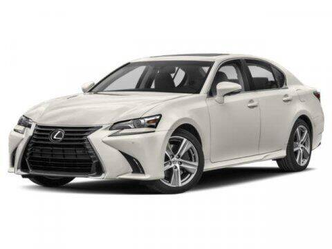 2018 Lexus GS 350 for sale at Hawk Ford of St. Charles in St Charles IL