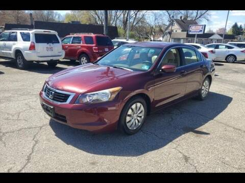 2009 Honda Accord for sale at Colonial Motors in Mine Hill NJ