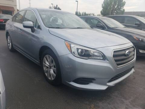 2015 Subaru Legacy for sale at Auto Image Auto Sales Chubbuck in Chubbuck ID