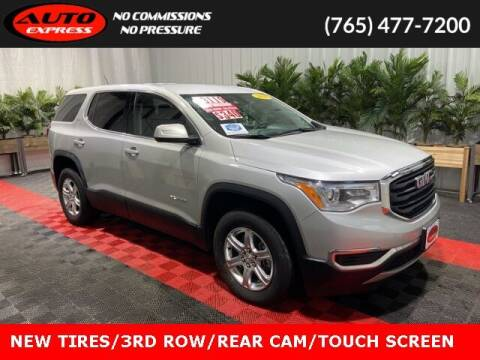 2019 GMC Acadia for sale at Auto Express in Lafayette IN