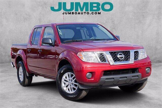 2019 Nissan Frontier for sale at Jumbo Auto & Truck Plaza in Hollywood FL