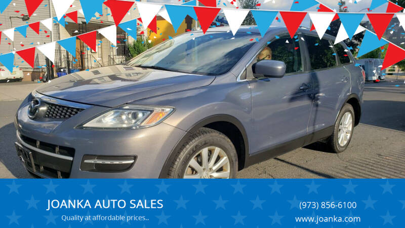 2008 Mazda CX-9 for sale at JOANKA AUTO SALES in Newark NJ