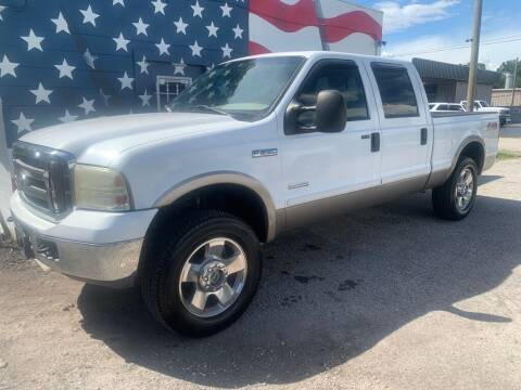 2006 Ford F-250 Super Duty for sale at The Truck Lot LLC in Lakeland FL